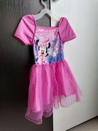 Sukienka Myszka Minnie ,tiul, brokat, polecam!