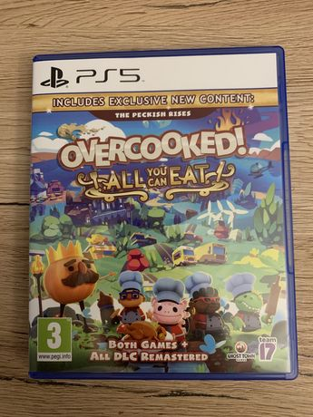 Overcooked All tou can eat PS5