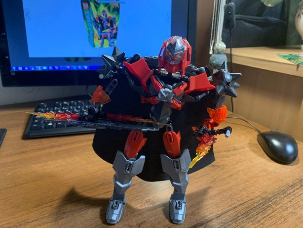 б/у конструктор Lego Hero Factory Фурно XL (44000)