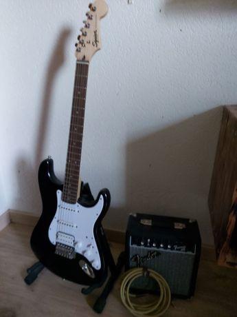 Vendo conjunto guitarra
