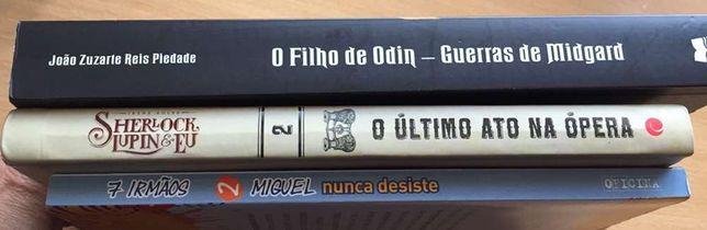 Livros juvenis