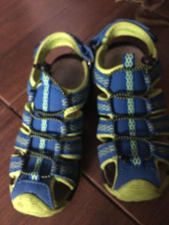 Sandalki chlopiec