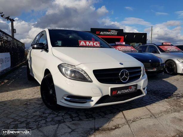 Mercedes-Benz B 180 CDi BE Fleet Pack Aut.112g