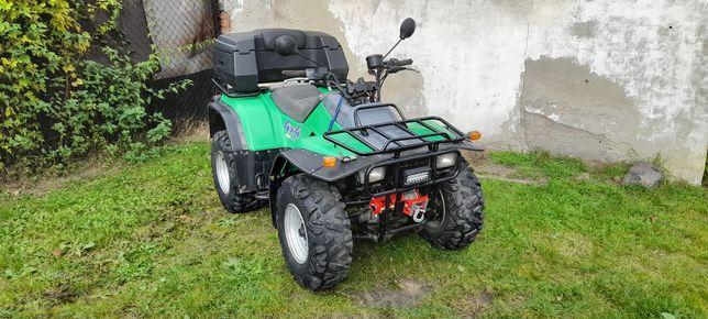 Kawasaki klf 300 4x4