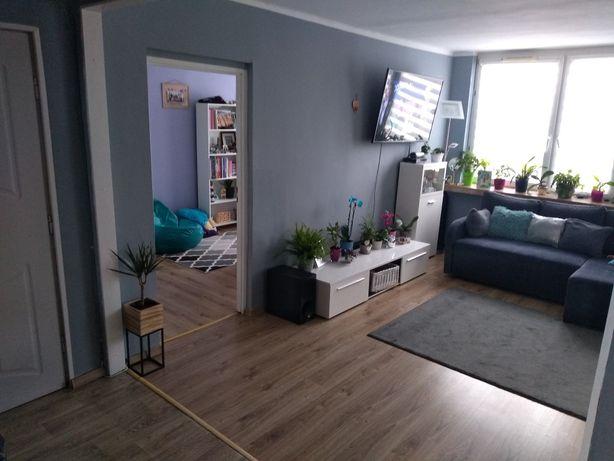 Przestronne mieszkanie 3 pokojowe na Waryńskiego 4