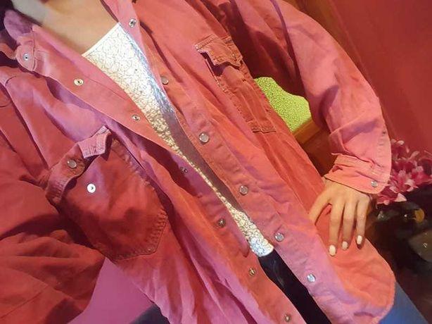 Różowa koszula roz. M