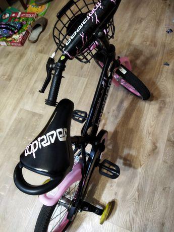 Велосипед детский (для девочки)