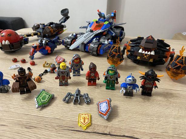 Klocki lego Nexo Knights - oryginalne