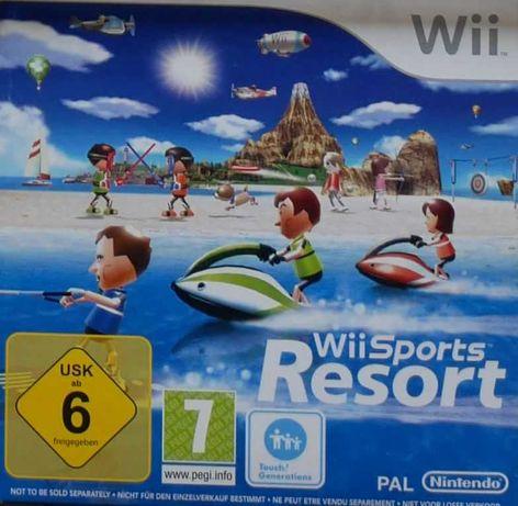 Gra na Nintendo Wii i Wii U: Wii Sports Resorts