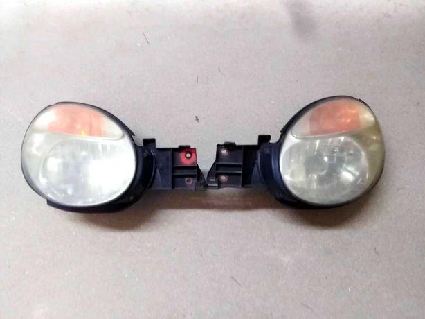 SUBARU IMPREZA II GD reflektor lampa lewą prawą przód  EUROPA BUGEYE