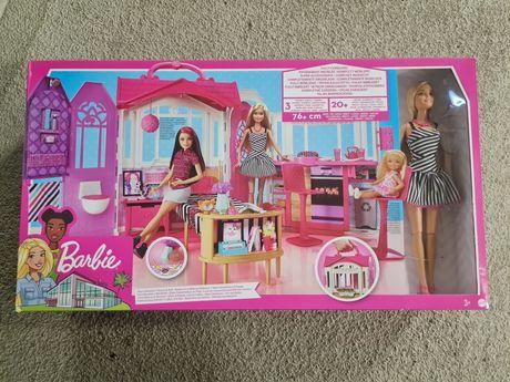 Domek Barbie nowy