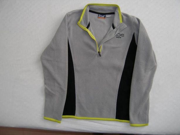 Bluza polarowa rozmiar 134-140