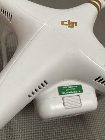 Tabliczki na drona