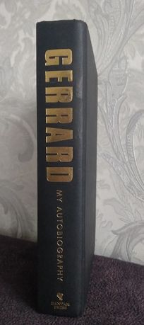 Steven Jerrard / My Autobiography / Ливерпуль