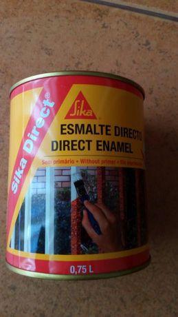 Tinta Portões / gradeamentos Sika Direct