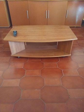 Movel TV mais mesa pequena de centro de sala