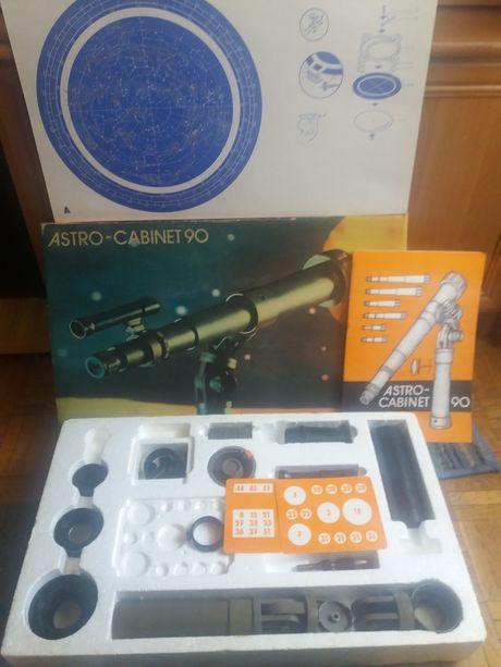 Astro gabinet Teleskop