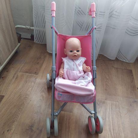 Коляска для куклы chicco