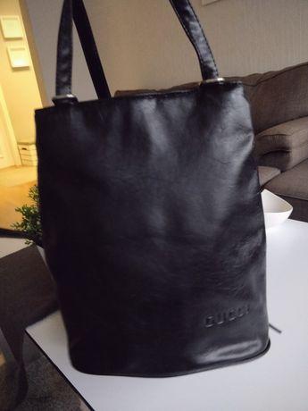 Plecak Gucci czarny