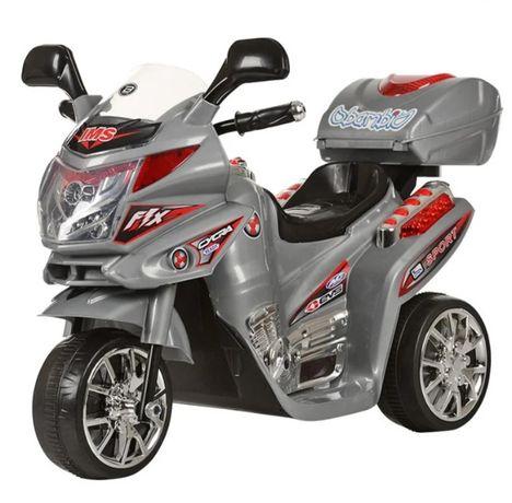 Мотоцикл Серый Bambi M0567