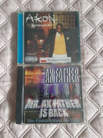 Płyty Akon i AK Father