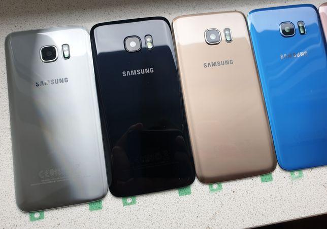 NOWE szkło tył tylne plecki obudowa Samsung Galaxy S7 i S7 EDGE