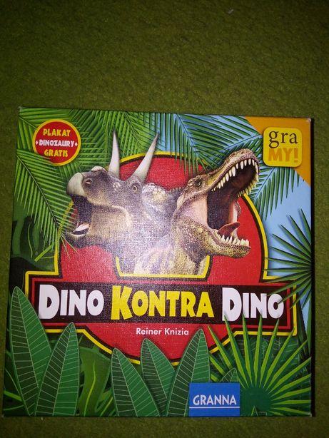 Dino kontra Dino gra