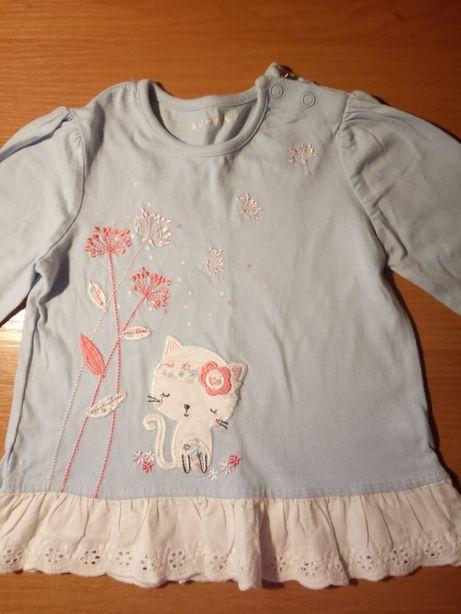 Детская нарядная туника, платье, платьице на 80-86 см. Очень красивое