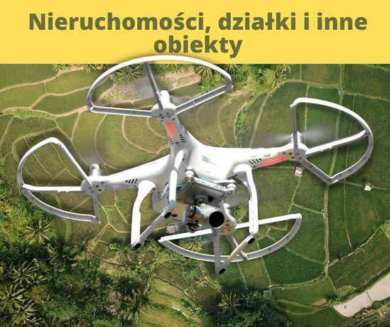 Kompleksowe Usługi Dronem, Montaż i Obróbka Filmowanie Dron 4K