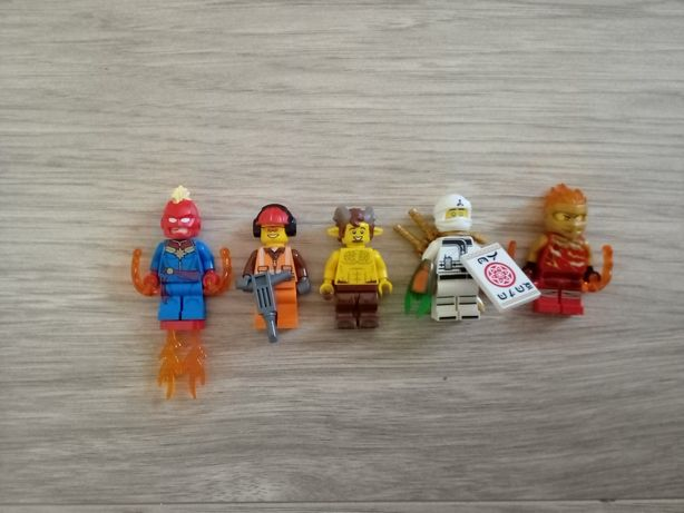 Figurki LEGO ninjago,Batman, minifigures,city