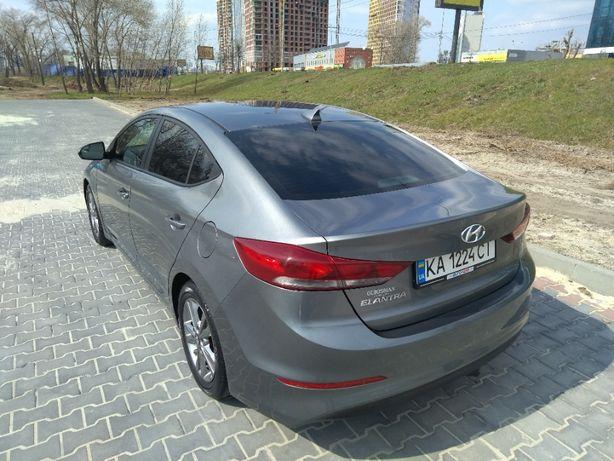 Hyundai Elantra 2.0 2016