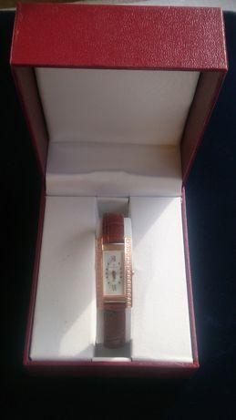 Женские Золотые часы Kleynod K-552-013 с камнями