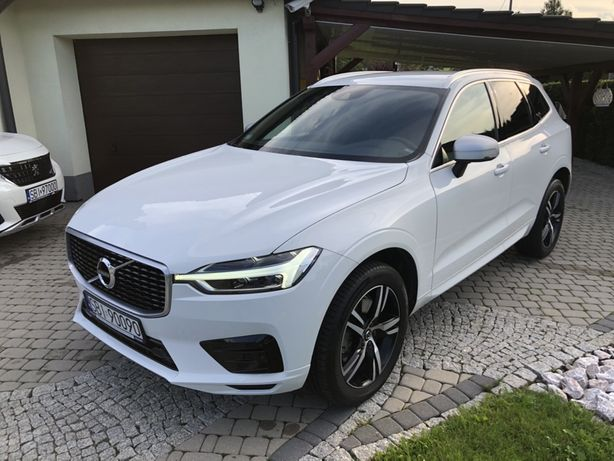 Volvo xc 60 R-desing okazja krajowy