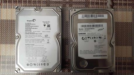Жесткие диски 500 ГБ