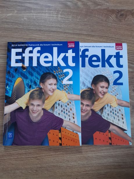 Sprzedam podręcznik + ćwiczenia do j.niemieckiego klasa 2 lo/technikum
