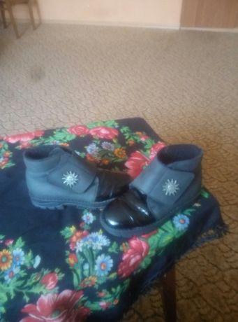 Ботиночки утепленные для девочки