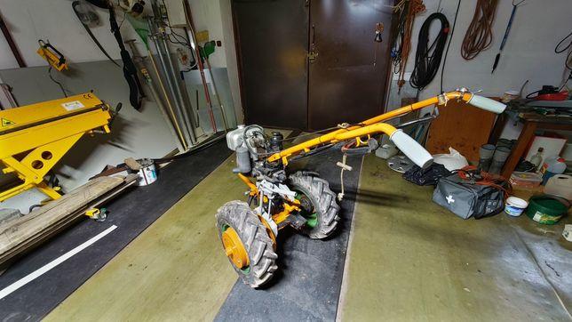 Traktorek jednoosiowy, dzik JLO 5PS