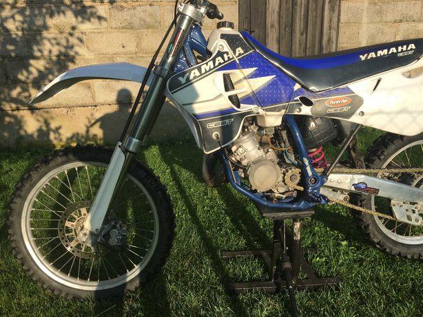 Yamaha yz 125 nicasil