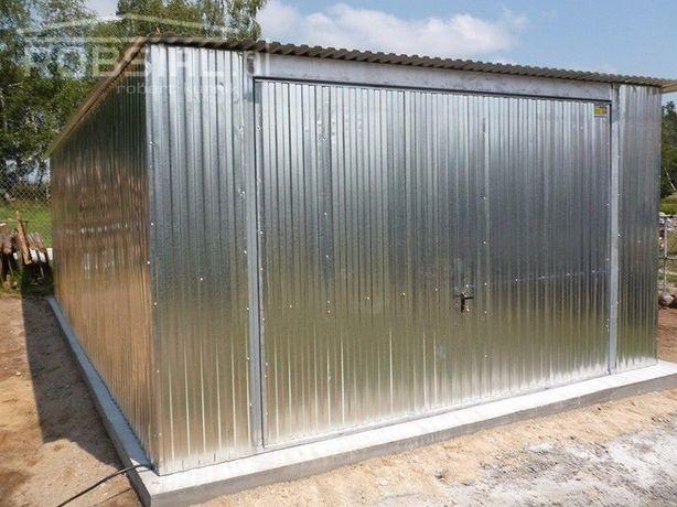 BLASZAK 4x5 ocynk, garaże wiaty, PRODUCEDNT