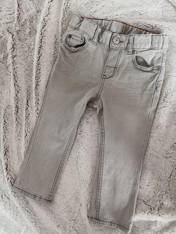 Spodnie dżins H&M 86