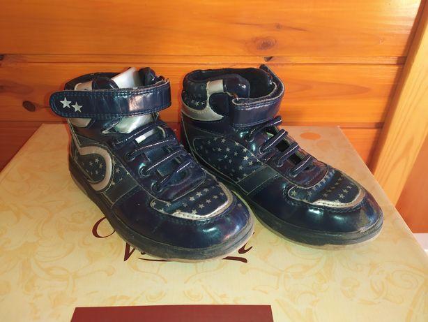 Кроссовки, кеды, полусапоги, р. 30, на ногу 19.5-20 см