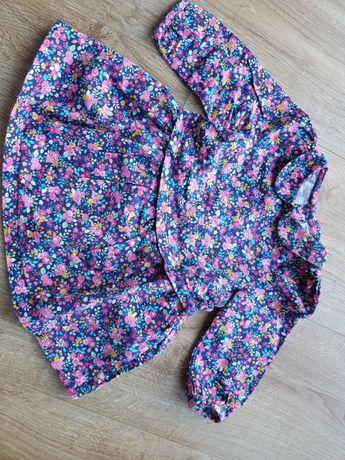sukienki dla dziewczynki 68 i 74cm