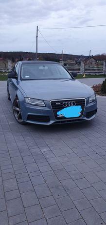 Samochód Audi a4