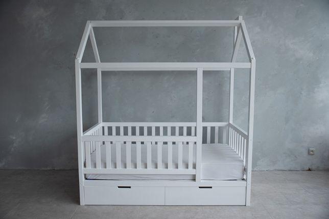 Ліжко будиночок. Кровать домик. 6250