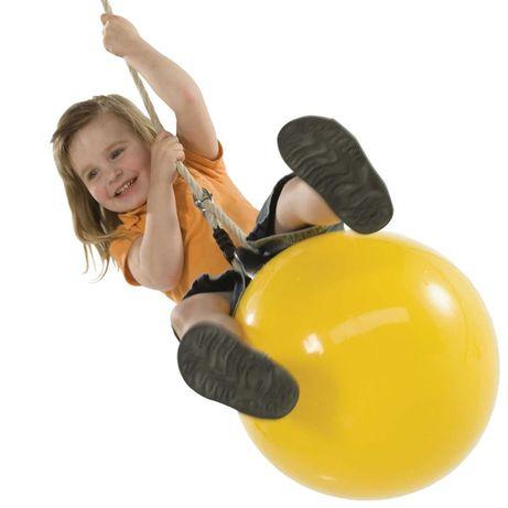 Дитяча гойдалка-куля Drop Дитяча качеля - шар