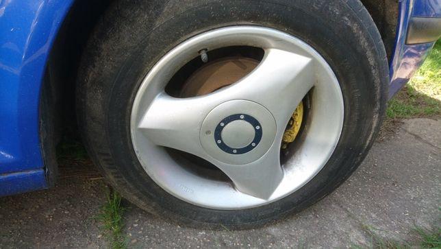 Felgi aluminiowe Skoda, Seat, Volkswagen 5x100, 15