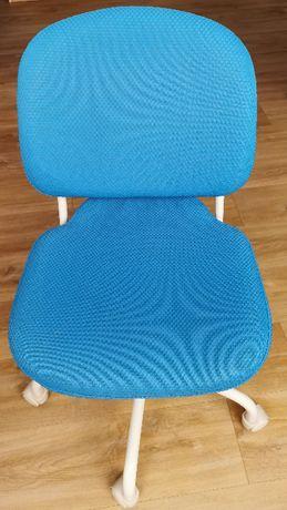 Krzesło obrotowe ergonomiczne dziecięce dla dziecka Ikea Vimund