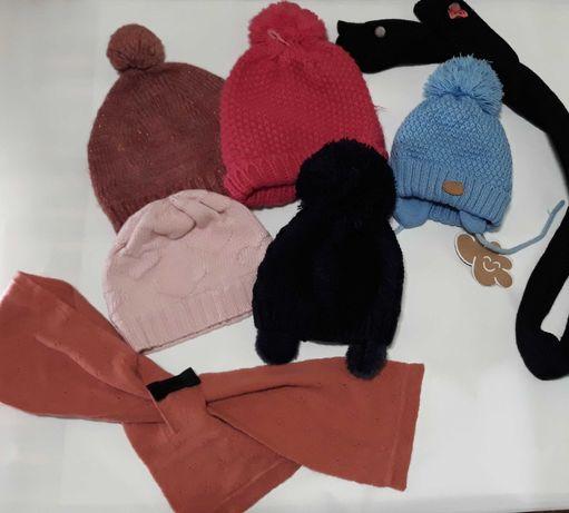 Дитячі нові зимово-осінні шапочки