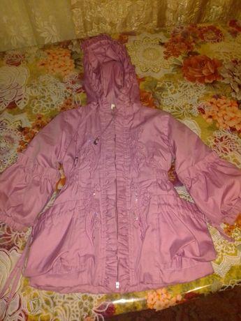 Курточка осіння на  дівчинку 1 - 2 роки.