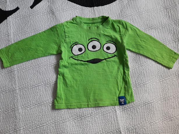 Bluzka Toy Story 4 na długi rękaw